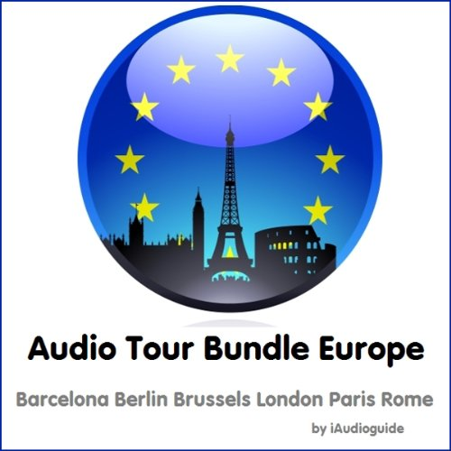 City Audio Tour Collection audiobook cover art