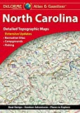 DeLorme Atlas & Gazetteer: North Carolina (North Carolina Atlas and Gazetteer)