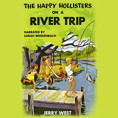 The Happy Hollisters on a River Trip, Volume 2 Titelbild