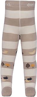 Ewers Baby- und Kinderstrumpfhose für Mädchen und Jungen Herbstzauber, Made in Europe, Strumpfhose Baumwolle