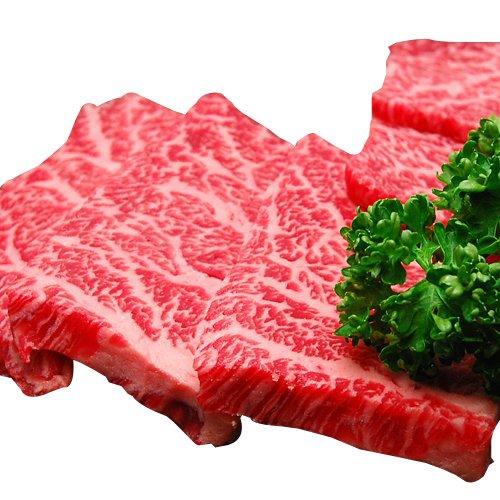 米沢牛上カルビ 焼き肉用 400g(2人前)