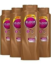 Elidor Saç Dökülmesine Karşı Şampuan, 650 ml x 4 Adet