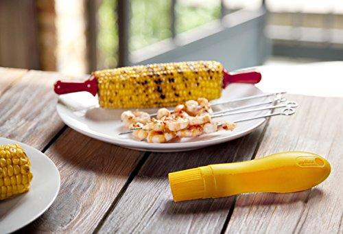 ZYLISS 4-Piece Corn Holder Set