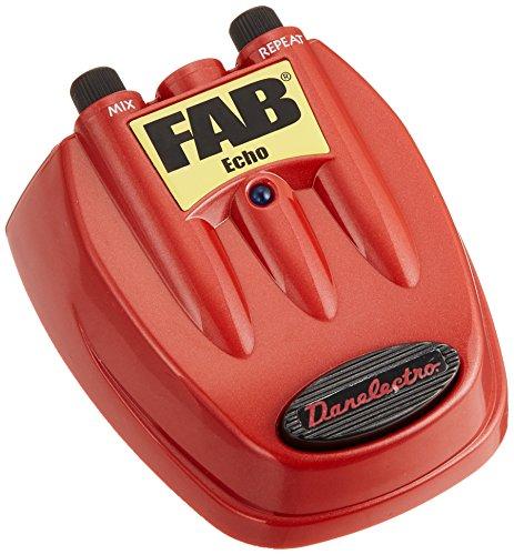 Danelectro D-4 Fab Slap Echo Bodeneffektgerät