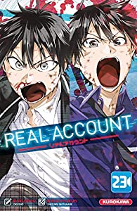 Real Account Edition simple Tome 23