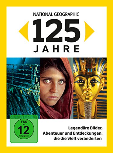 National Geographic - 125 Jahre [12 DVDs]