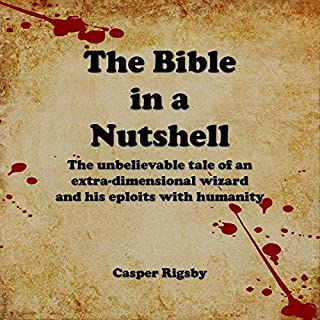 The Bible in a Nutshell audiobook cover art