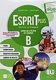 Esprit plus. Corso di lingua francese. Per la Scuola media. Ediz. per la scuola. Con CD-Au...