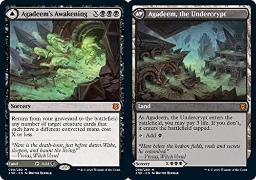 Magic: The Gathering - Agadeem