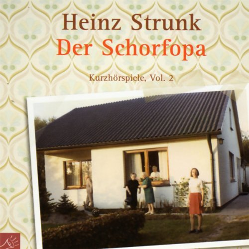 Der Schorfopa audiobook cover art