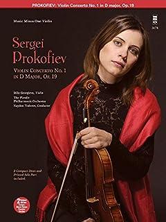 Prokofiev - Violin Concerto No. 1 in D Major, Op. 19: Music Minus One Violin Deluxe 2-CD Set