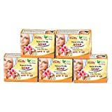 zivilly Natural Ayurvedic Skin Care Soap for Face Acne and Pimples -25 gm -Set of 5