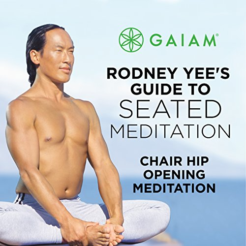 Chair Hip Opening Meditation audiobook cover art