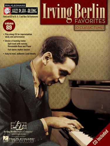 Jazz Play-Along Vol.089 Irving Berlin + Cd