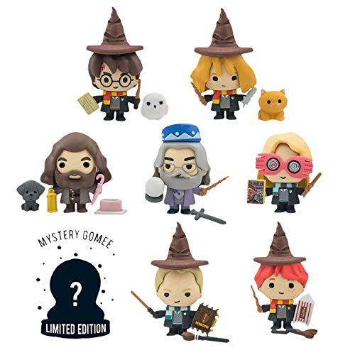 Fame Bros Harry Potter Mystery Radiergummi Chibi Figur zum Sammeln Gummi