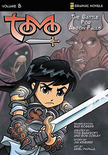 The Battle for Argon Falls (8) (Z Graphic Novels / Tomo, Band 8)