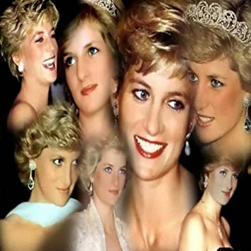 Princess Diana, The World Has Lost An Angel