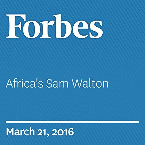 Africa's Sam Walton cover art
