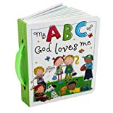 My ABC of God Loves Me (Carry-Me Inspirational Books)
