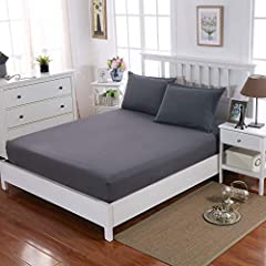 """★QUANTITY:1 fitted sheet. ★SIZE AND DIMENSION: king size,150 x 200cm approx - 