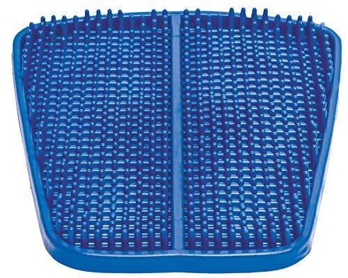 Fußreflexzonen Matte Massage Matte Fußmassage, blau