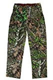 Mossy Oak Camo Lightweight Hunting Pants for Men Camouflage Clothing, Medium, Obsession