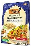 Kitchens Of India Ready to Eat Hyderabadi Biryani, Basmati Rice Pilaf with Vegetables, 8.8-Ounces...
