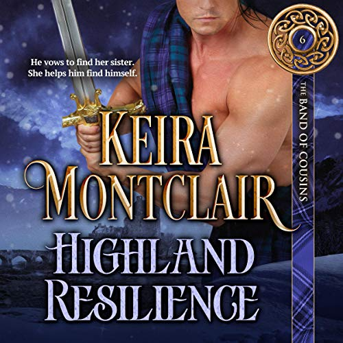 Highland Resilience audiobook cover art