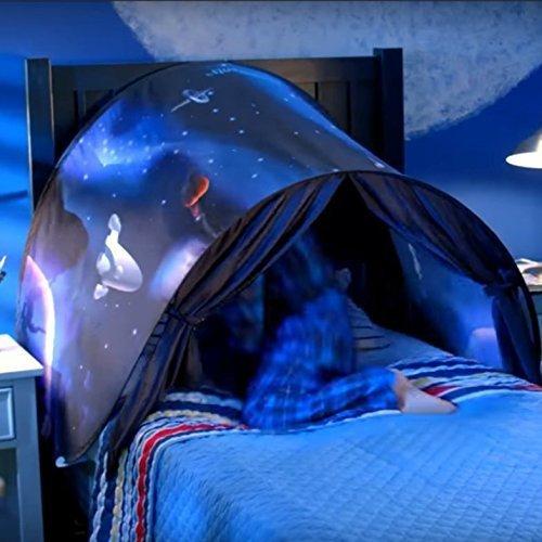 MOCHOAM Luminous Space Folding Tent Children's Dream Tent (With LED lights)