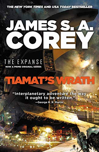 Tiamat's Wrath (The Expanse Book 8) (English Edition)