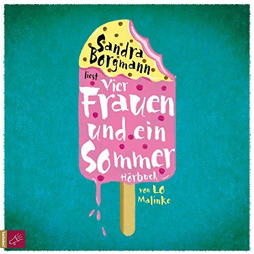 Vier Frauen und ein Sommer audiobook cover art