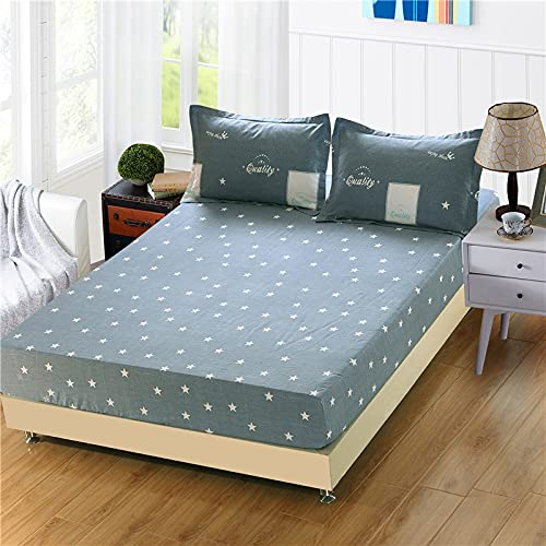 NHhuai Snugly Around Your Mattress Hypoallergenic, Breathable Bed Sheets Are Oh-So-Soft Cotton bed sheet single product
