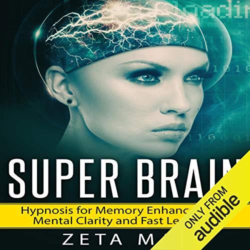 Super Brain Audiobook By Zeta May cover art