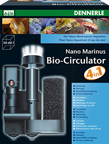 Dennerle 7004155 Nano Marinus BioCirculator 4-in-1