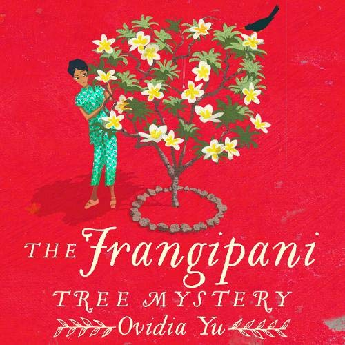 The Frangipani Tree Mystery cover art
