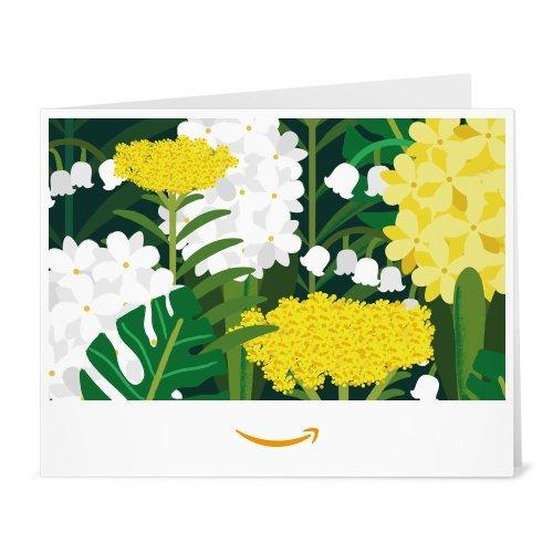 Amazon Gift Card - Print - Lush Foliage