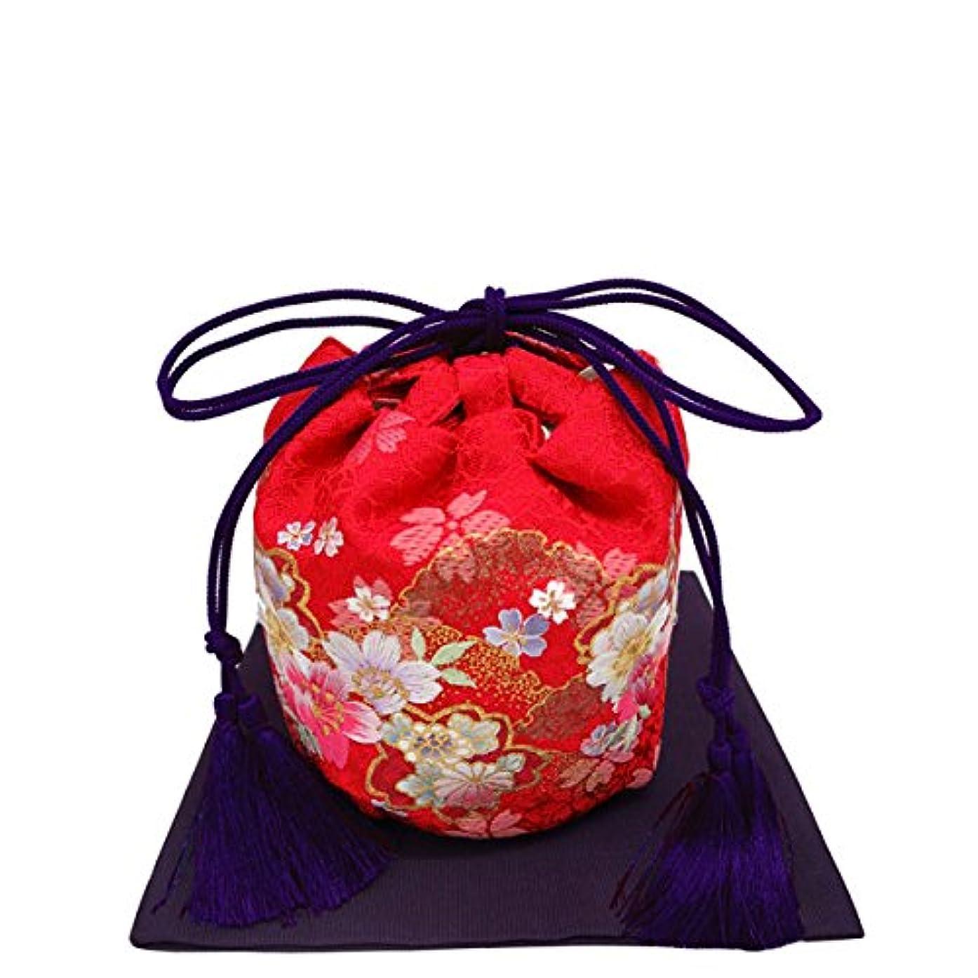 無限詐欺悪名高い言寿(ことほぎ)袋 (言寿(ことほぎ)袋 桜)