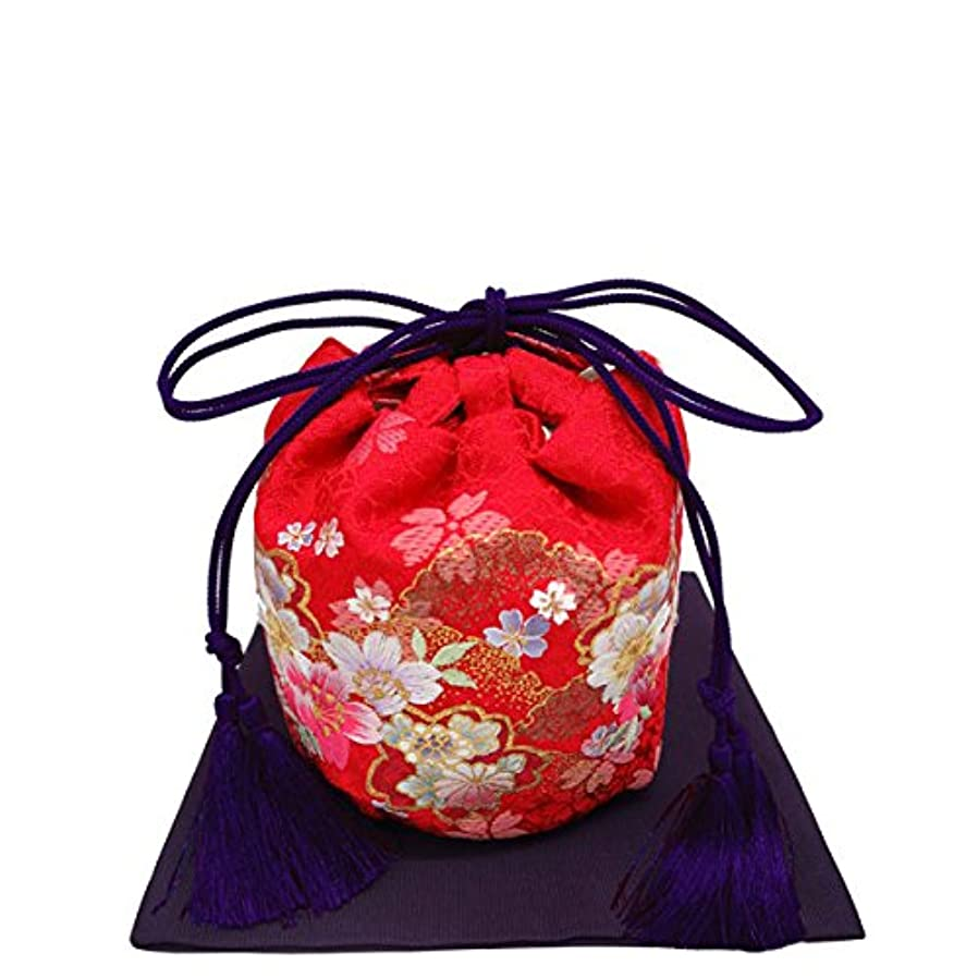 ケーブルカー勧告本能言寿(ことほぎ)袋 (言寿(ことほぎ)袋 桜)