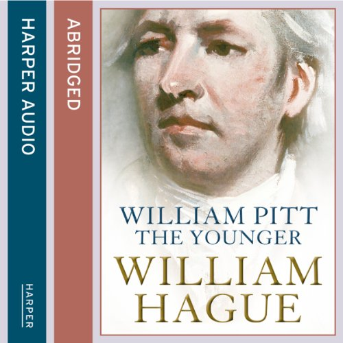 William Pitt the Younger cover art