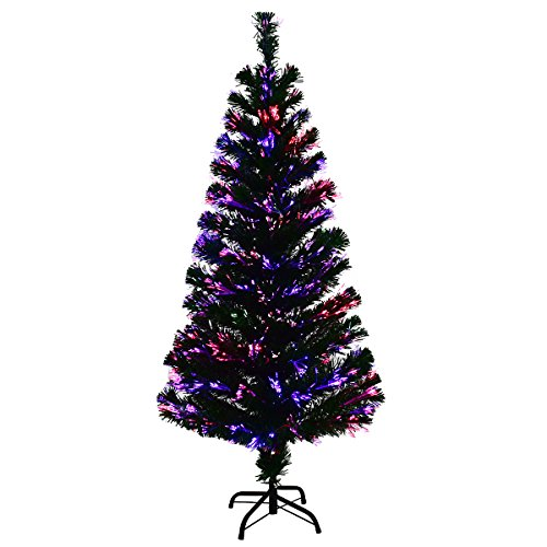 DREAMADE Albero di Natale, Artificiale Illuminato, Albero...