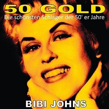 Bibi Johns: 50's Gold