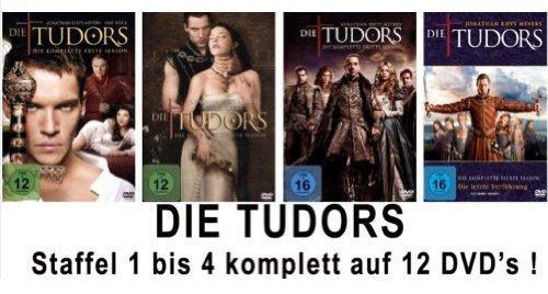 Staffeln 1-4 (12 DVDs)
