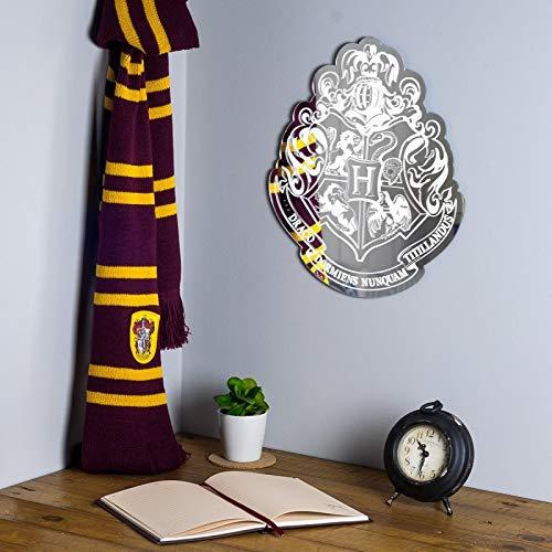 Star Wars V829430 Harry Potter Spiegel Hogwarts Wappen, Mehrfarbig