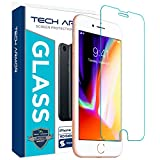 Tech Armor Apple iPhone 6 Plus/6s Plus, iPhone 7 Plus, iPhone 8 Plus Ballistic Glass Screen Protector , HD Clear [1-Pack]