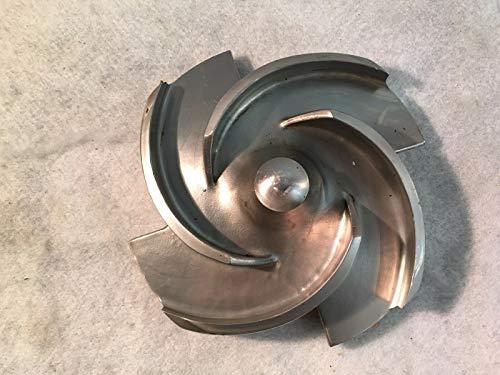 Flowserve Flügelrad, 17,8 cm Durchmesser MY50657A82062 2x1 1/2-82 Cut D 6-1/4 MRK3