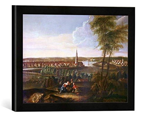 Gerahmtes Bild von Johann Friedrich Meyer