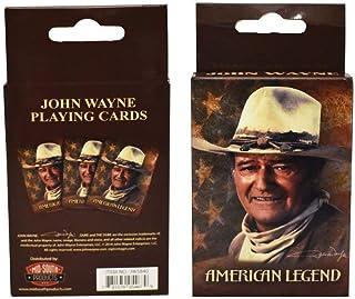 Midsouth Products John Wayne Playing Cards - John Wayne American Legend