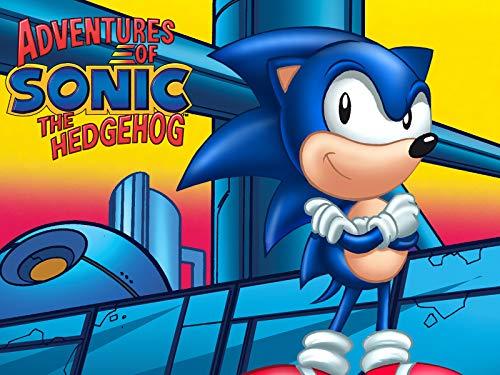 Les Aventures De Sonic Le Herisson