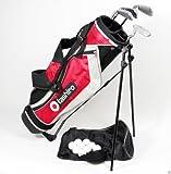 Juego de palos de golf junior + bolsa + pelotas de TASHIRO 9-12 años