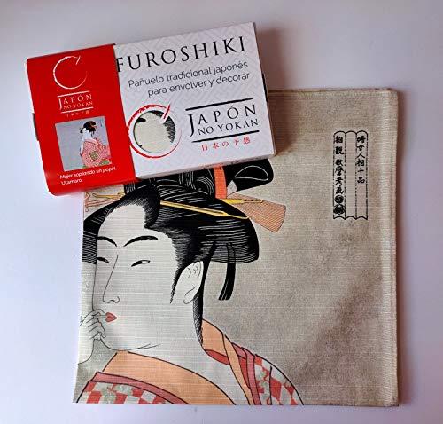 Japón no Yokan Furoshiki pañuelo Tradicional japones para Envolver y Decorar